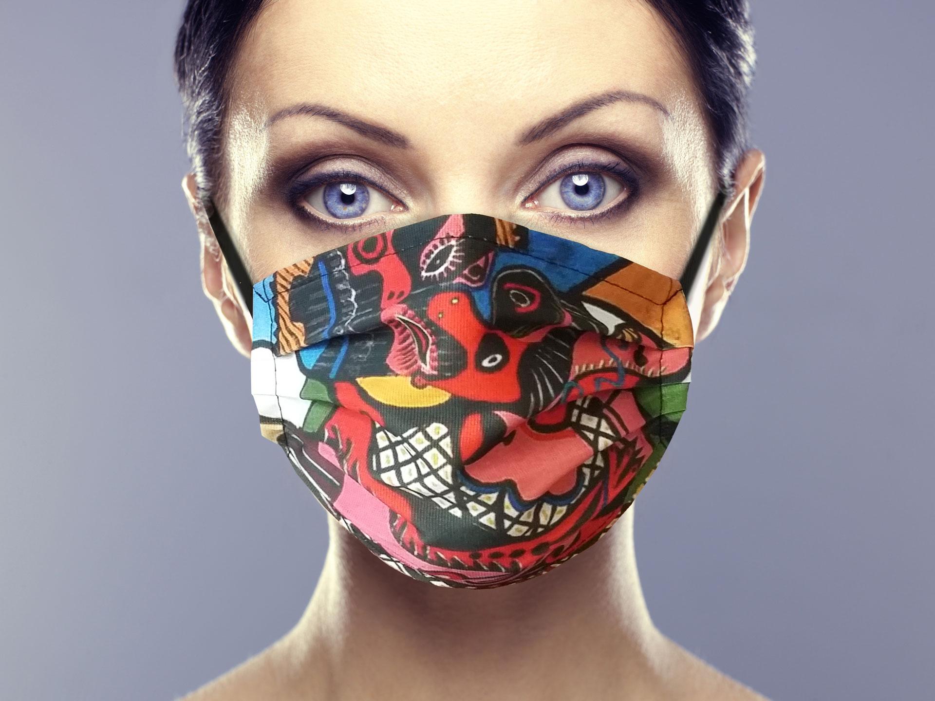 Egyedi maszk